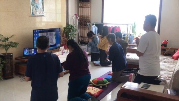 Hàng ngàn người Trung Quốc tham dự trực tuyến Thánh lễ ĐGH cử hành trong thời gian cách ly