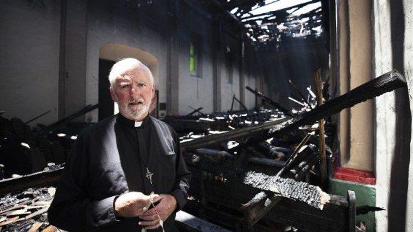 Trong hơn một năm, 95 nhà thờ Công giáo tại Hoa Kỳ bị tấn công