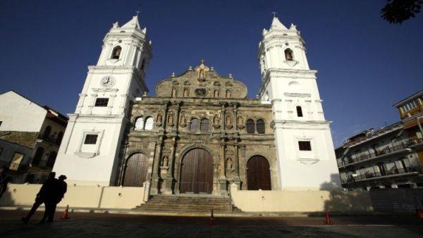 ĐGH Phanxicô sẽ thánh hiến bàn thờ nhà thờ chính tòa Panama