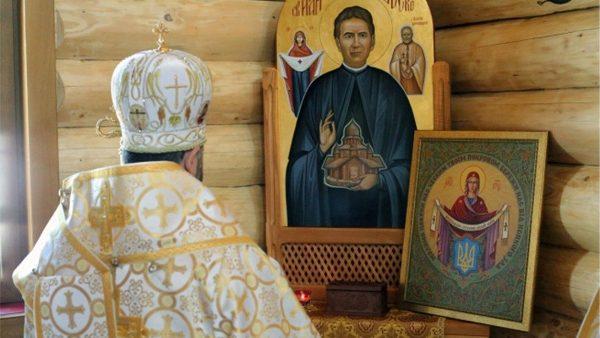Nhà thờ đầu tiên ở Ukraina được dâng kính Thánh Gioan Bosco