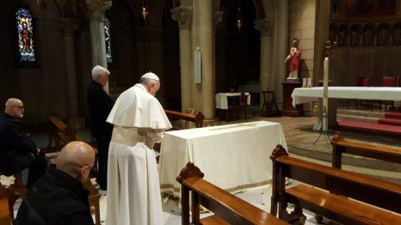 Đức Giáo hoàng Phanxicô diễn tả Tình Bạn như thế nào?
