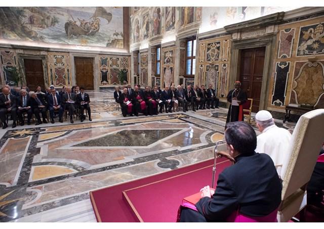 Đức Giáo hoàng Phanxicô cổ võ sự gia tăng năng lượng tôn trọng môi trường