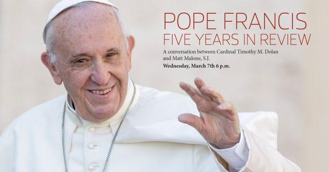 Năm năm trong triều đại Giáo hoàng của Đức Phanxicô, sẽ còn có nhiều tiếng vang hơn