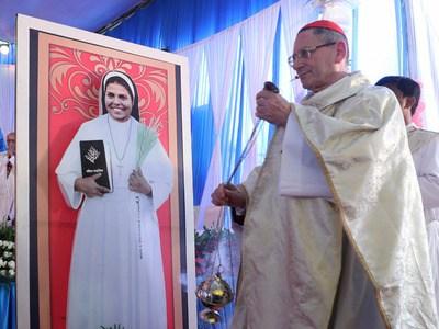 Nữ tu Ấn Độ Rani Maria được tuyên phong chân phước