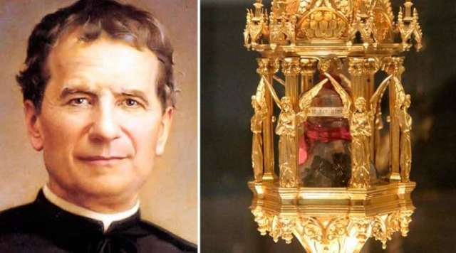 Thánh tích của Thánh Gioan bị đánh cắp đã được tìm thấy