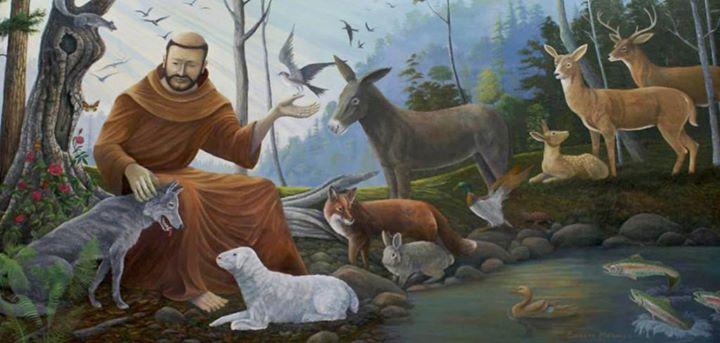 Đam mê của thánh Phanxicô Assisi