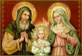 Thánh Gioakim và Anna, song thân Đức Trinh nữ Maria (26/7)