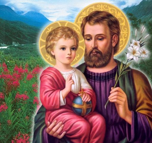Thánh Giuse, bạn trăm năm Đức Maria (19/3)