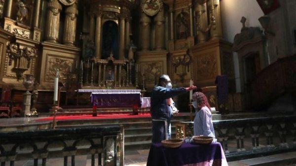 Chiến dịch chăm sóc mục vụ đặc biệt cho linh mục trong thời Covid của Giáo hội Mêxicô