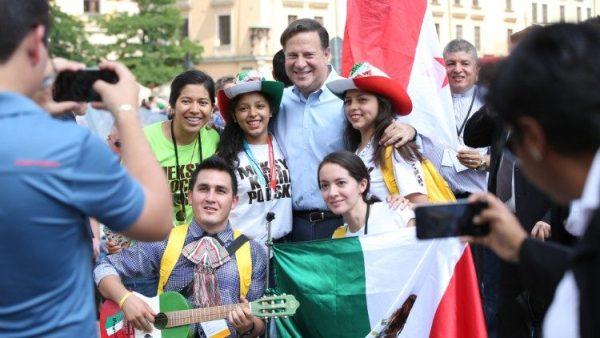 Tổng thống Panama vui mừng chào đón ĐGH Phanxicô