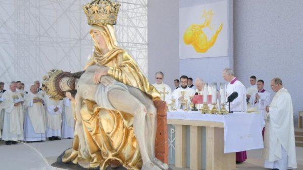 Lòng tôn kính Đức Mẹ tại Rumani, Cộng hoà Séc và Slovakia - ``Vườn của Đức Mẹ``
