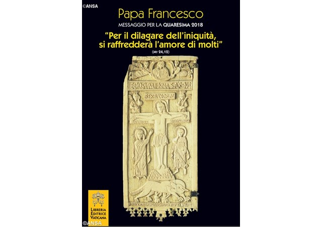 Toàn văn sứ điệp Mùa Chay 2018 của Đức Giáo hoàng Phanxicô