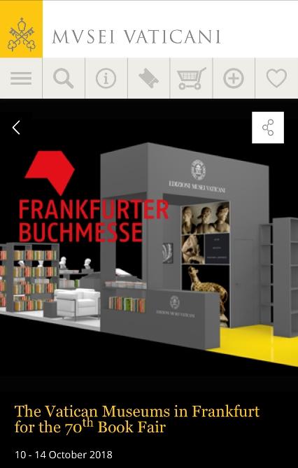 Nhà xuất bản Vatican tham gia Hội chợ sách quốc tế Frankfurt