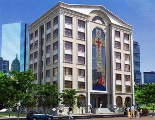 Thông báo tuyển sinh của Học Viện Công Giáo Việt Nam NK 2017–2018