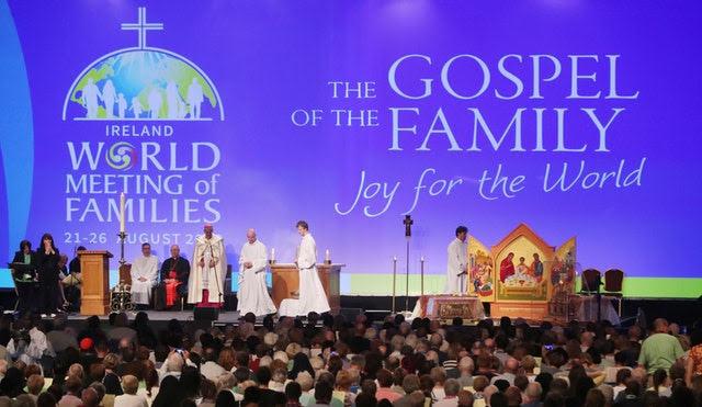 Khai mạc cuộc gặp gỡ các gia đình Công giáo thế giới tại Ailen