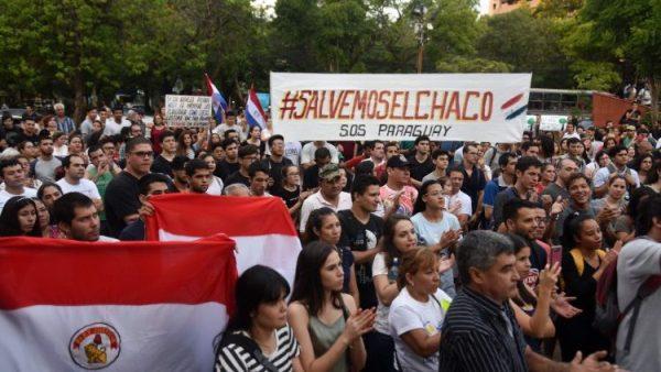 Các gia đình truyền giáo loan Tin mừng cho thổ dân Paraguay