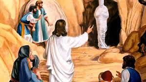 Hãy ra khỏi mộ (Ga 11,1-45)