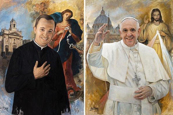 Vatican phát hành tem thư mừng Kim khánh Linh mục của ĐGH Phanxicô