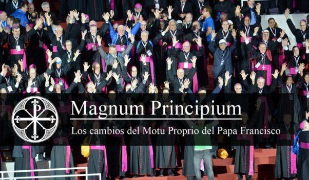 Tìm hiểu tự sắc của Đức Giáo hoàng về các bản dịch phụng vụ ``Magnum Principium``