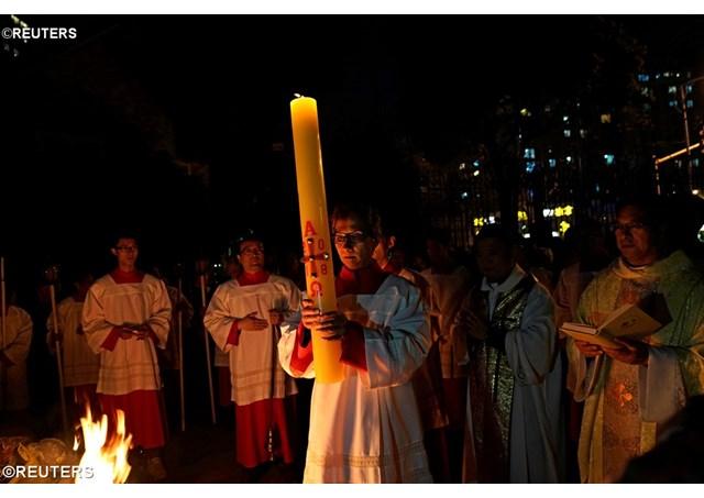 Những luật mới hạn chế tự do tôn giáo của tín hữu Công giáo tại tỉnh Hà Nam