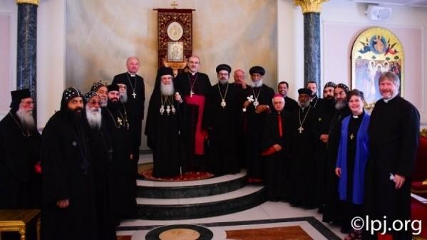 Sứ điệp Phục sinh của 13 thủ lãnh các Giáo hội Kitô tại Jerusalem