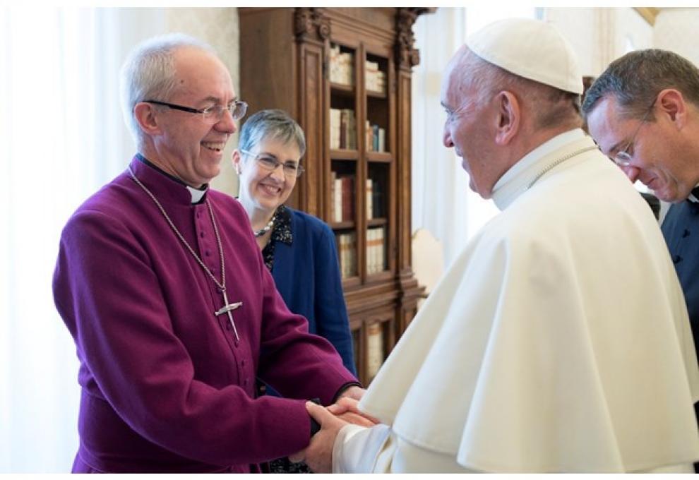 ĐGH Phanxicô và Đức Tổng giám mục Welby kêu gọi hoà bình ở Nam Sudan