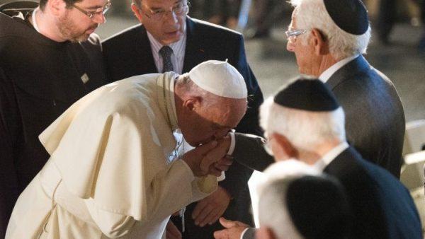 ĐGH Phanxicô kêu gọi tăng cường cộng tác giữa Do thái và Công giáo