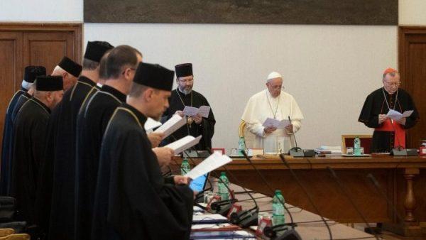 """ĐGH viết cho các Giám mục Ucraina: """"Thế giới tìm kiếm sự gần gũi của Thiên Chúa"""""""