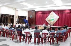 HV Dòng Tên: Gặp gỡ Mục sư HT Cơ Đốc Phục Lâm (14.1.2017)