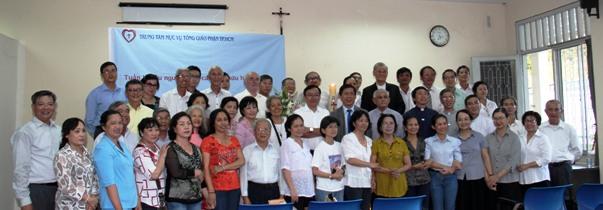Gặp gỡ Đại kết Kitô giáo (25.1.2016)