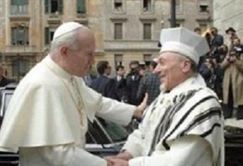 CácĐức Giáo hoàng và cuộcđối thoại Do Tháigiáo - Kitô giáo