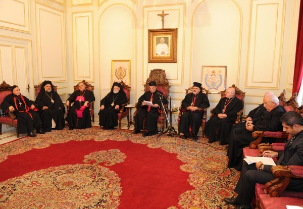 Hội nghị các Thượng phụ Công giáo Đông phương