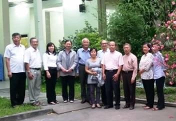 Gặp gỡ Hội Thánh Tin Lành Lutheran Việt Nam