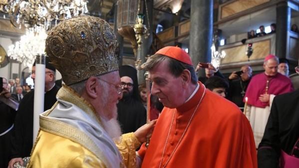 Phái đoàn Tòa Thánh đến Istanbul nhân lễ thánh Anrê