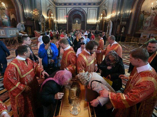 Thánh tích của Thánh Nicôla: nhịp cầu đại kết