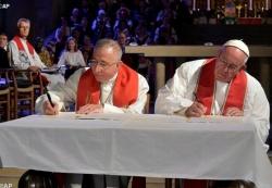 Tuyên ngôn chung Công giáo – Tin Lành Luther trong dịp kỷ niệm 500 năm cuộc Cải Cách Tin Lành