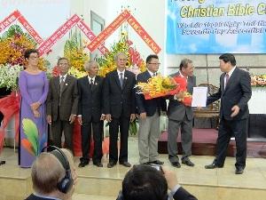 Thành lập Trường Kinh Thánh Cơ Đốc (7.8.2017)
