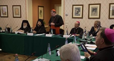 Uỷ ban Đối thoại thần học Công giáo-Chính thống thông qua Tuyên bố chung
