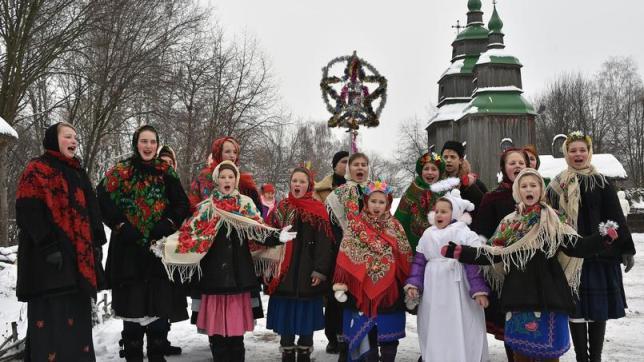 Ukraina: Ngày 25 tháng Mười Hai là ngày lễ nghỉ chính thức