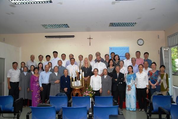 Buổi giao lưu với tín hữu Chính Thống giáo