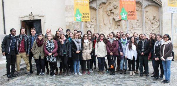 Cuộc gặp gỡ Taizé ở thành phố Graz nước Áo