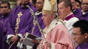 Đức Giáo hoàng Phanxicô: Dành chỗ trong tâm hồn cho Chúa đến