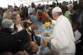 Đức Giáo hoàng Phanxicô trợ giúp cho Chương trình Lương thực Thế giới