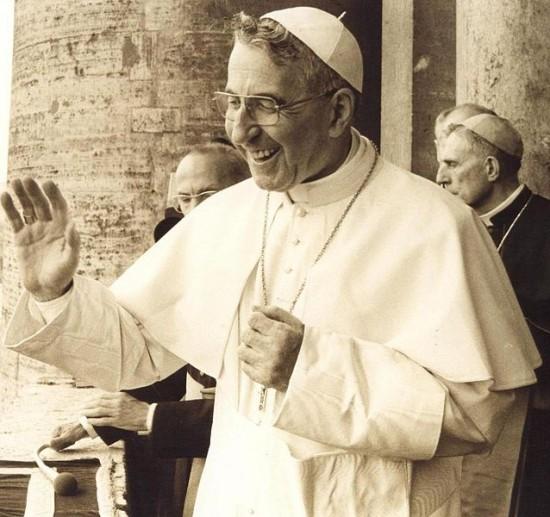 """Chính thức công bố Đức cố Giáo hoàng Gioan Phaolô I là """"Đấng đánh kính"""""""