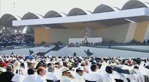 Đức Thánh Cha Phanxicô: Ngày cuối cùng chuyến tông du Mexico
