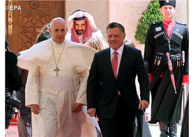 Đức Giáo hoàng Phanxicô gặp các tham dự viên của cuộc Hội thảo liên tôn
