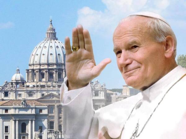 Thánh Gioan Phaolô II, Giáo hoàng (22/10)