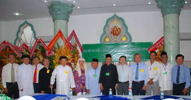 Đại hội Đại biểu Cộng đồng Hồi giáo Tp.HCM 2015