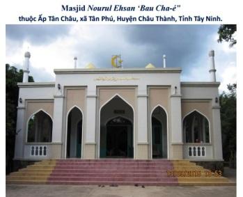 Trung tâm dạy thiên kinh Qur'an