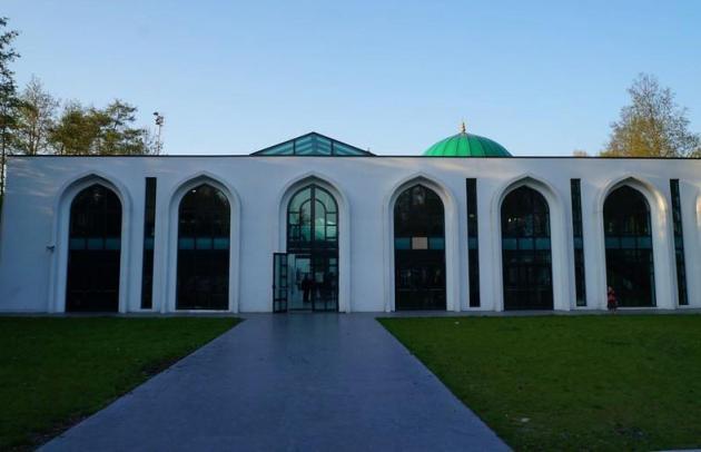 Người Hồi giáo ở Villeneuve-d'Ascq cầu nguyện cho cha Jacques Hamel